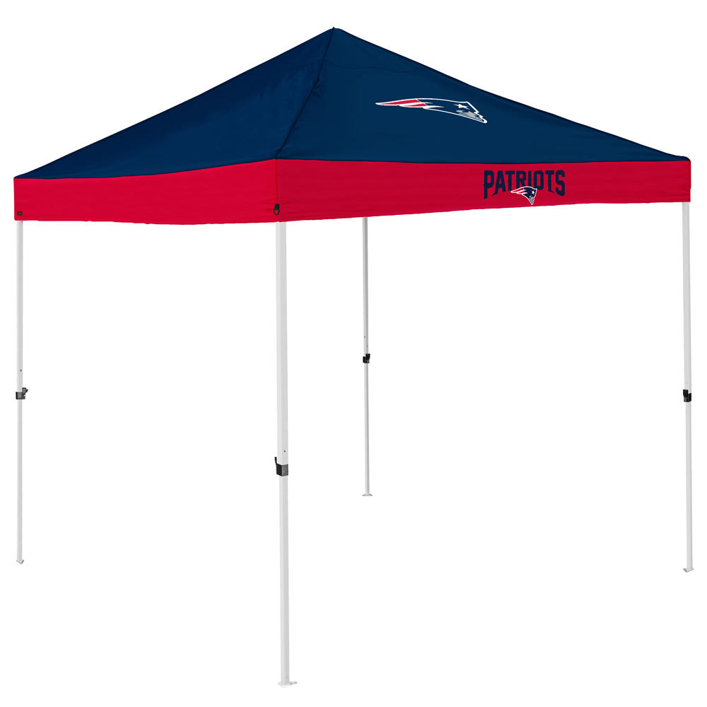 New England Patriots Economy Tailgate Canopy