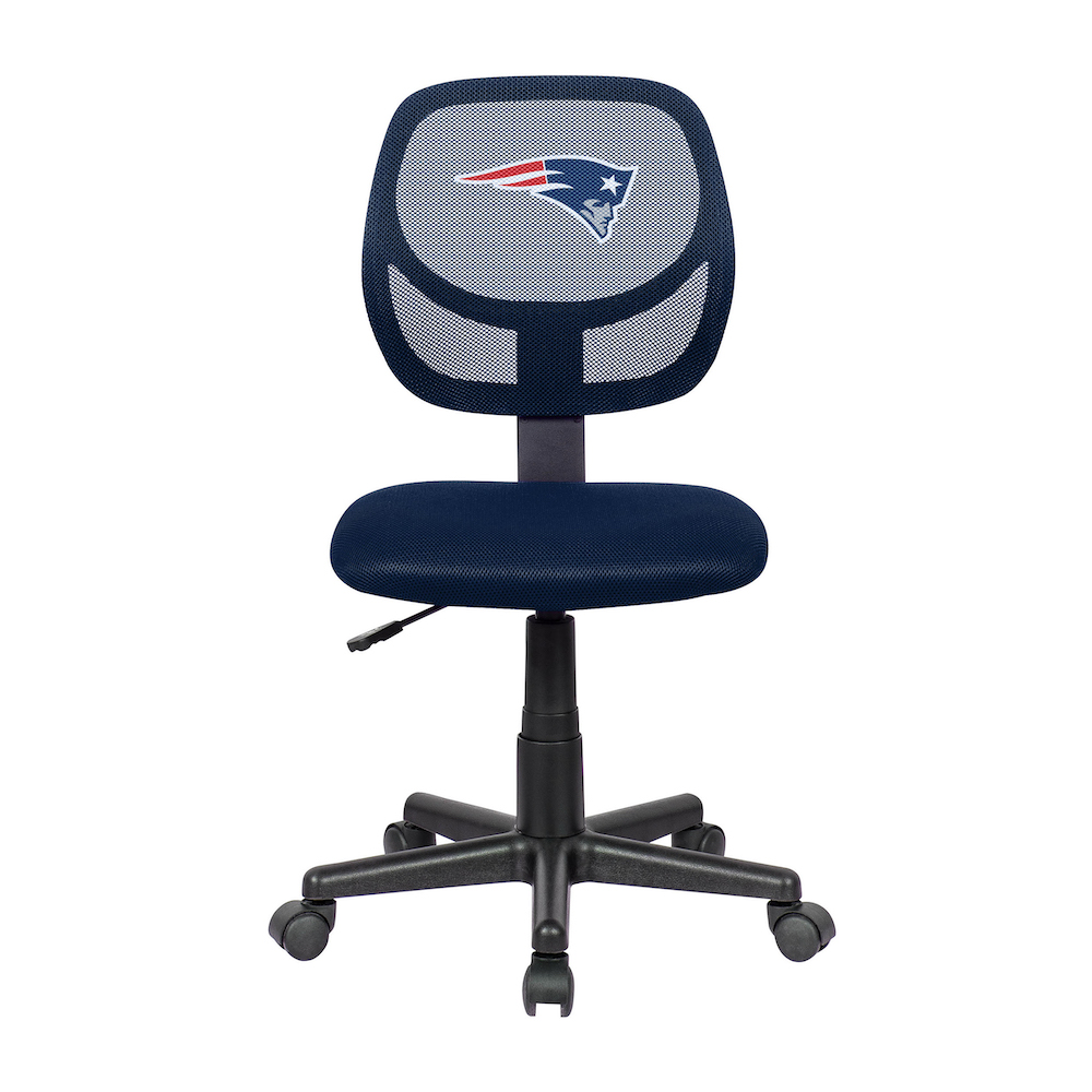 New England Patriots Team Color STUDENT Task Chair