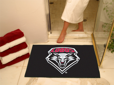 New Mexico Lobos ALL STAR 34 x 45 Floor Mat