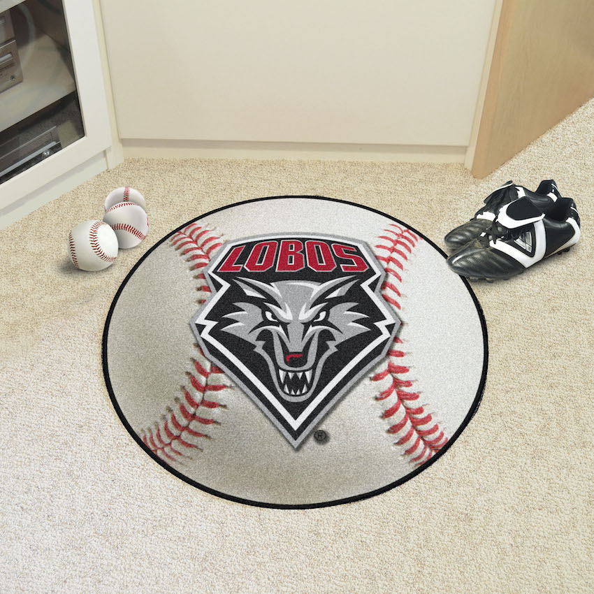 New Mexico Lobos BASEBALL Mat