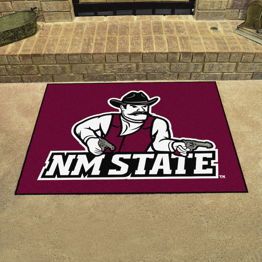 New Mexico State Aggies ALL STAR 34 x 45 Floor Mat