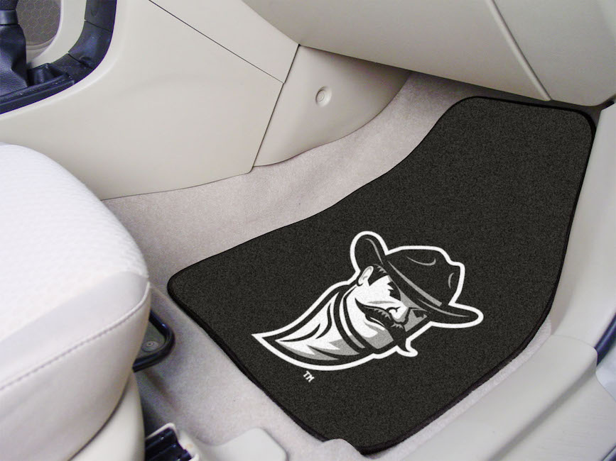 New Mexico State Aggies Car Floor Mats 18 x 27 Carpeted-Pair