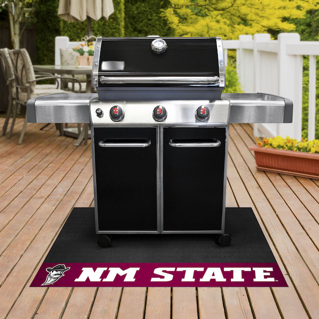 New Mexico State Aggies NCAA Grill Mat