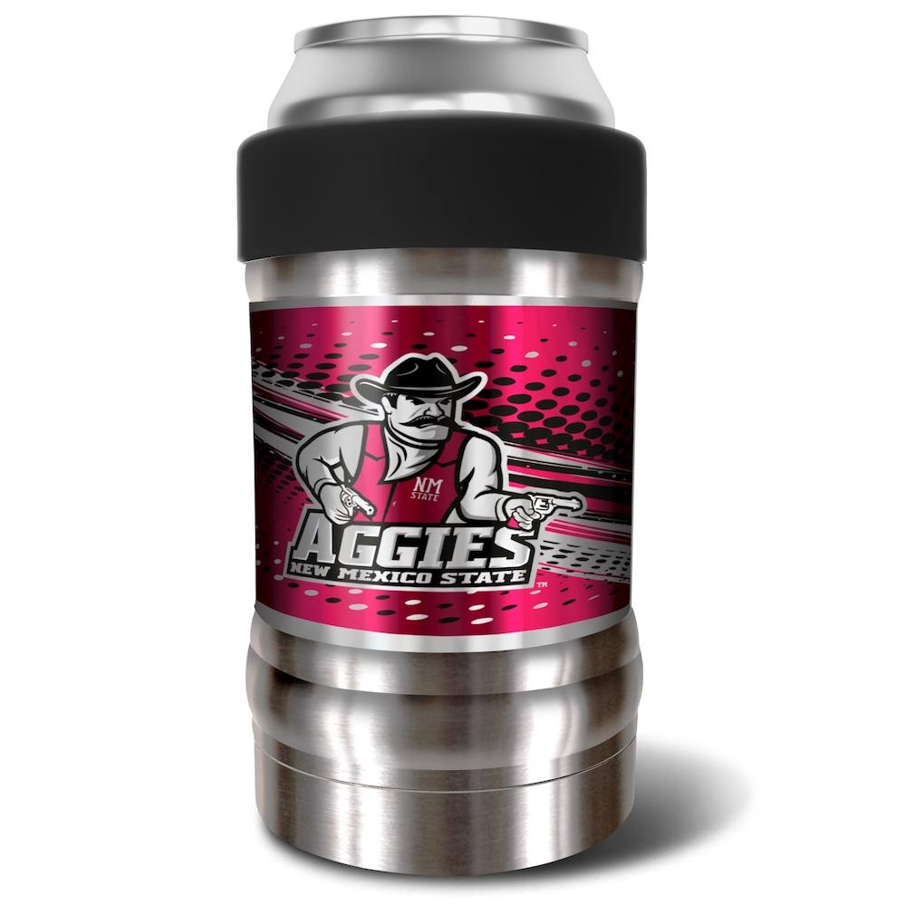 New Mexico State Aggies LOCKER NCAA Insulated Can and Bottle Holder