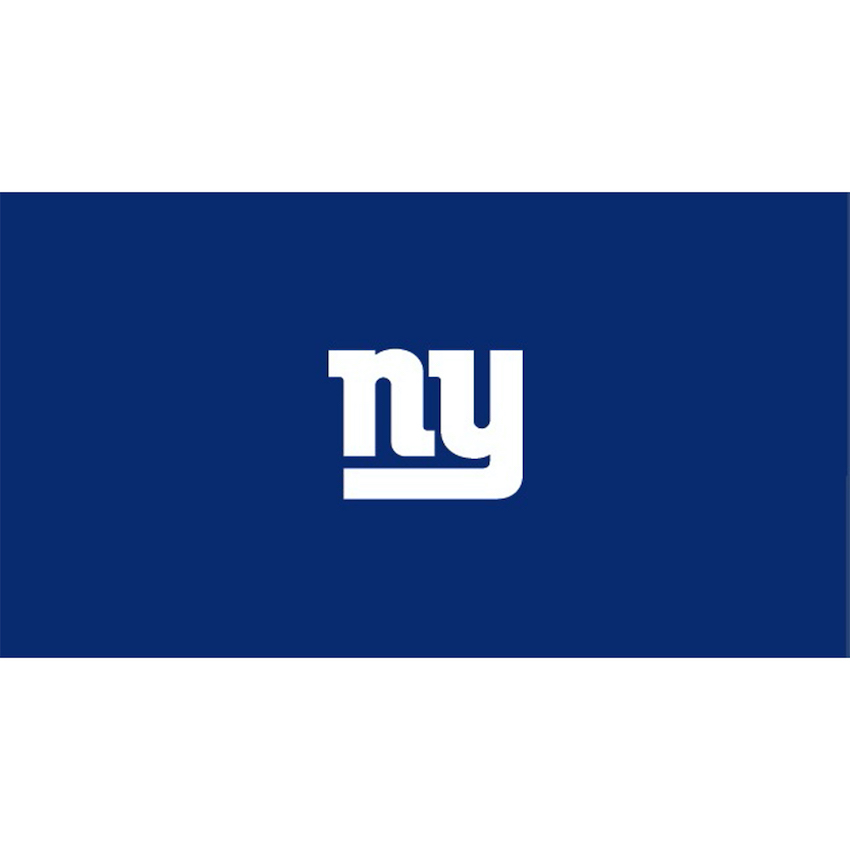 New York Giants Billiard Table Cloth