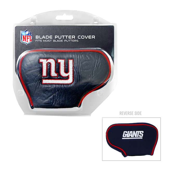 Giants Clean Out Lockers: New York Giants Blade Putter Cover