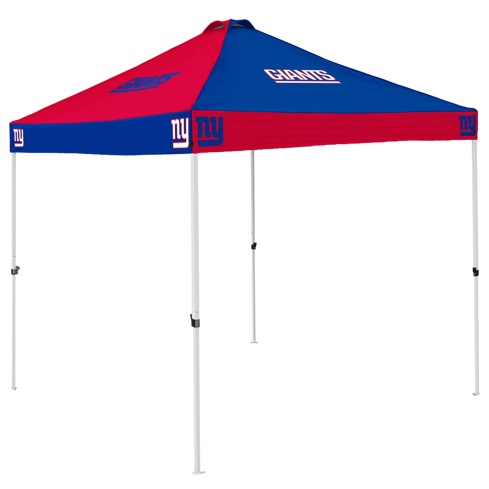 New York Giants Checkerboard Tailgate Canopy