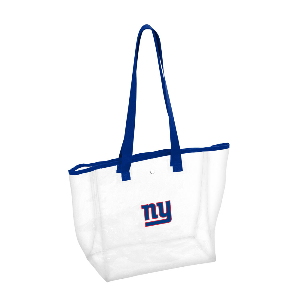 New York Giants Clear Stadium Tote