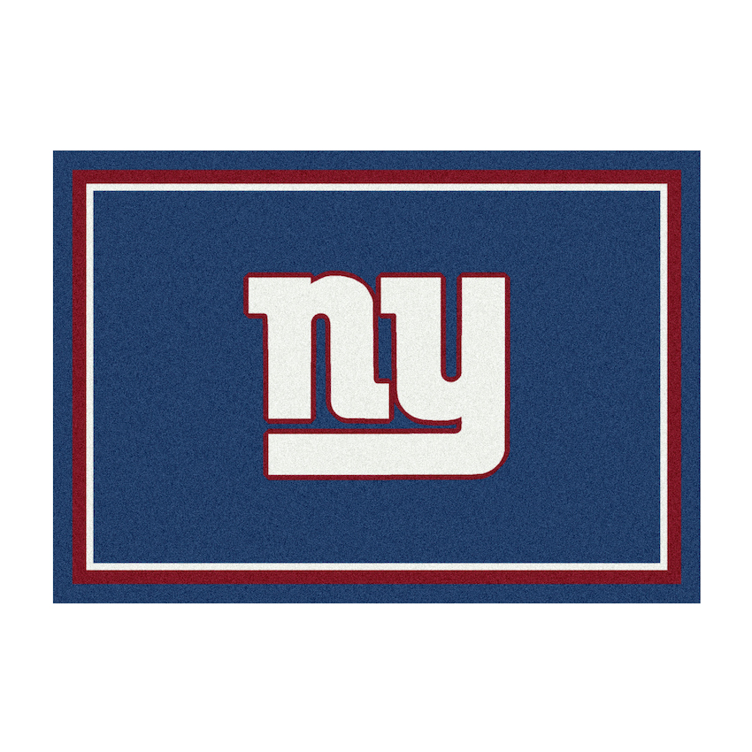 New York Giants 4 X 6 SPIRIT Rug
