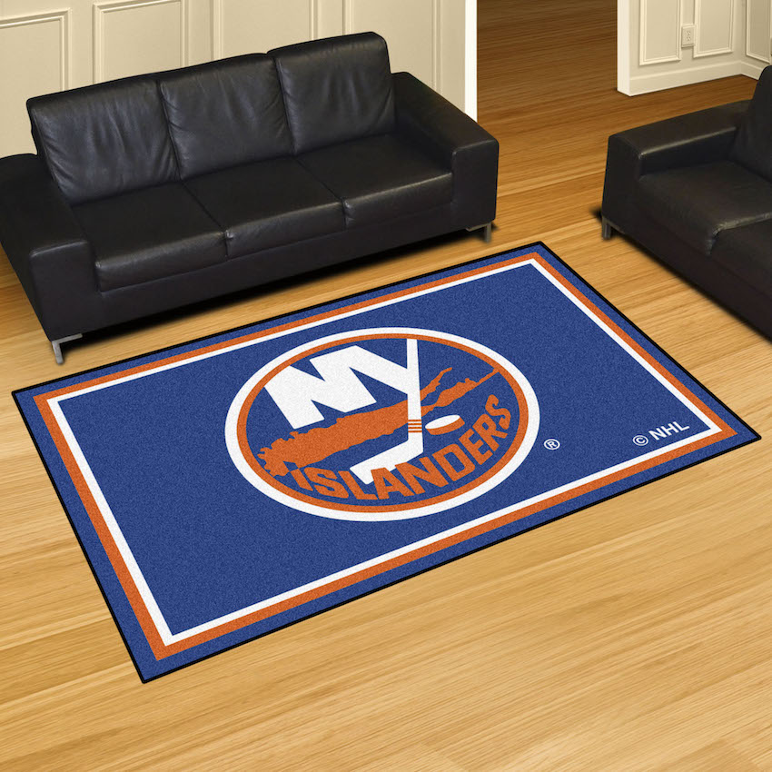 New York Islanders 5x8 Area Rug