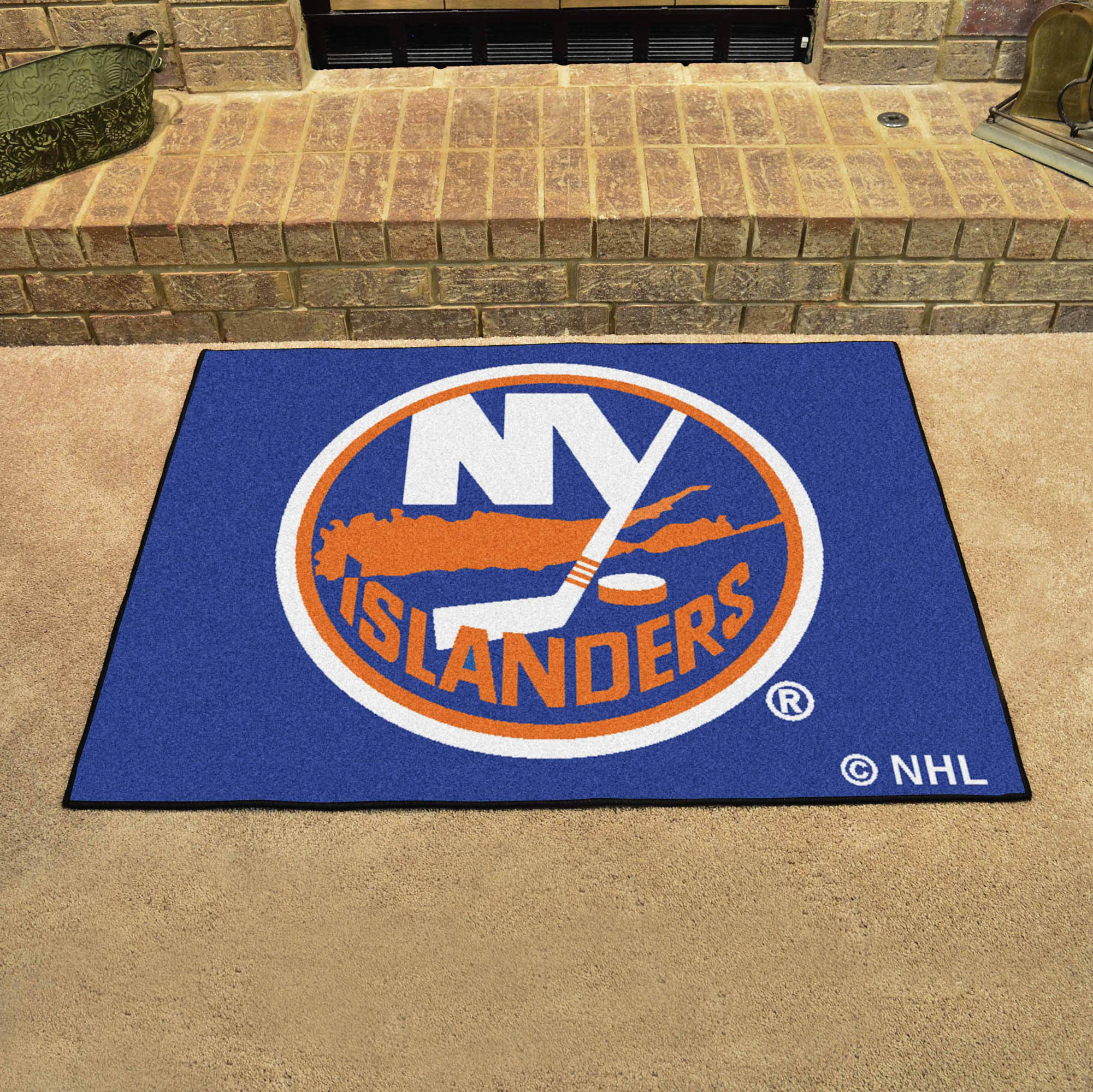 New York Islanders ALL STAR 34 x 45 Floor Mat