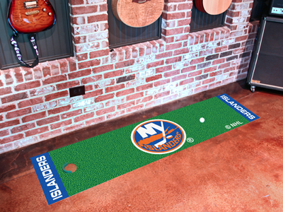 New York Islanders Putting Green Mat 18 x 72