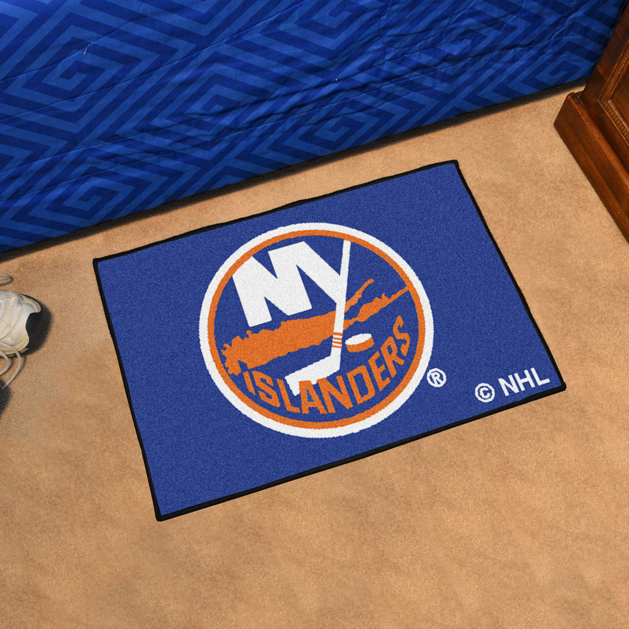 New York Islanders 20 x 30 STARTER Floor Mat