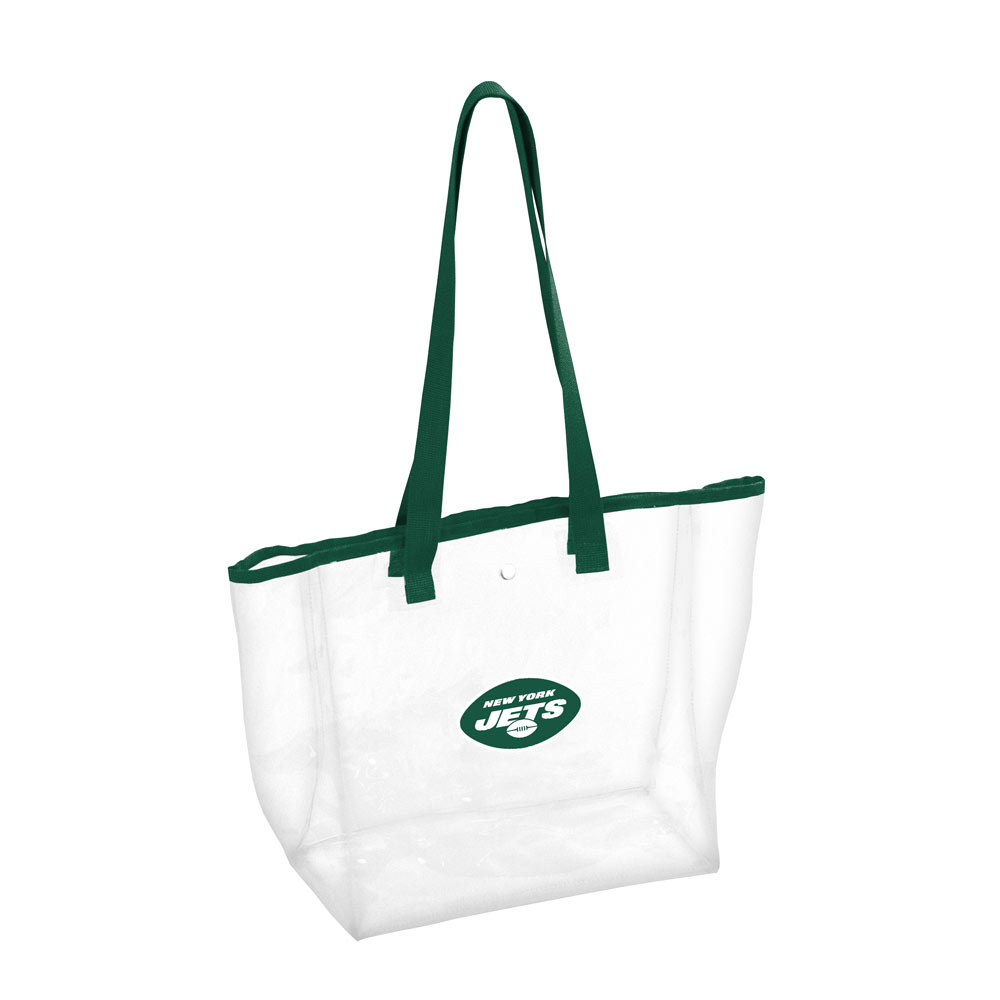 New York Jets Clear Stadium Tote
