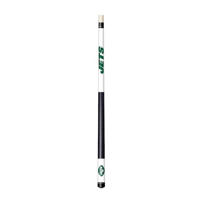 New York Jets LASER ETCHED Billiard Cue Stick