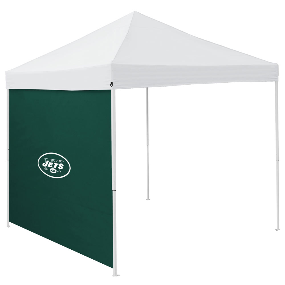 New York Jets Tailgate Canopy Side Panel