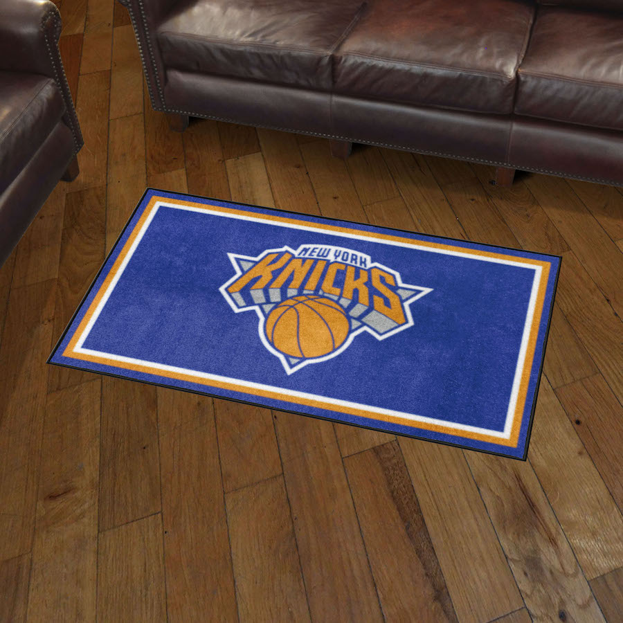 New York Knicks 3x5 Area Rug