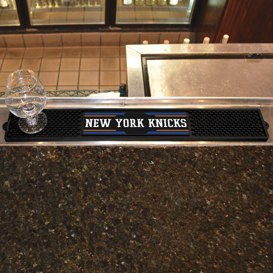 New York Knicks Bar Drink Mat