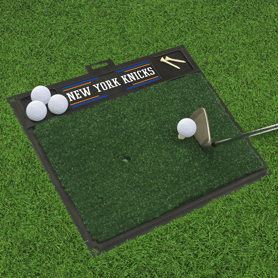 New York Knicks Golf Hitting Mat
