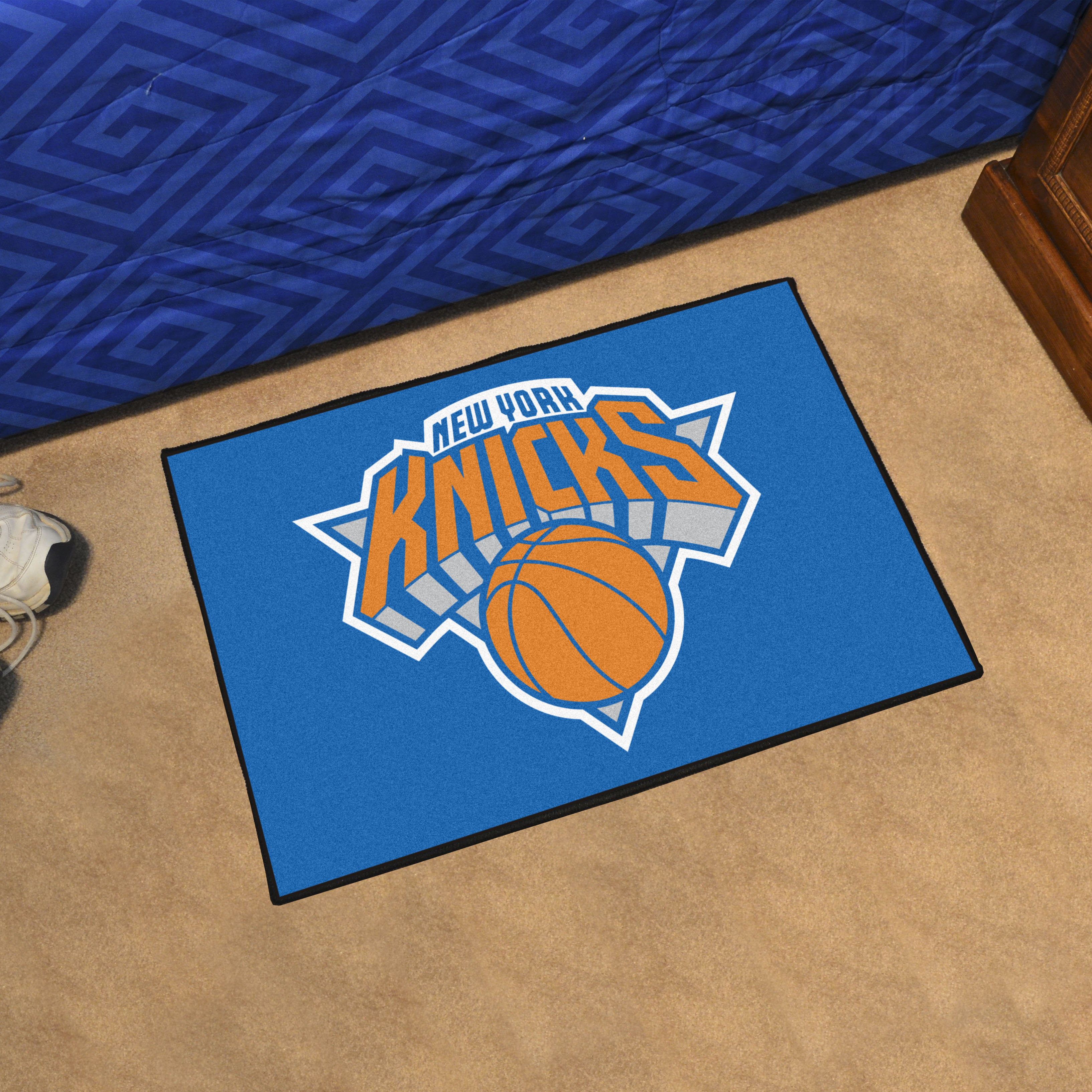 New York Knicks 20 x 30 STARTER Floor Mat