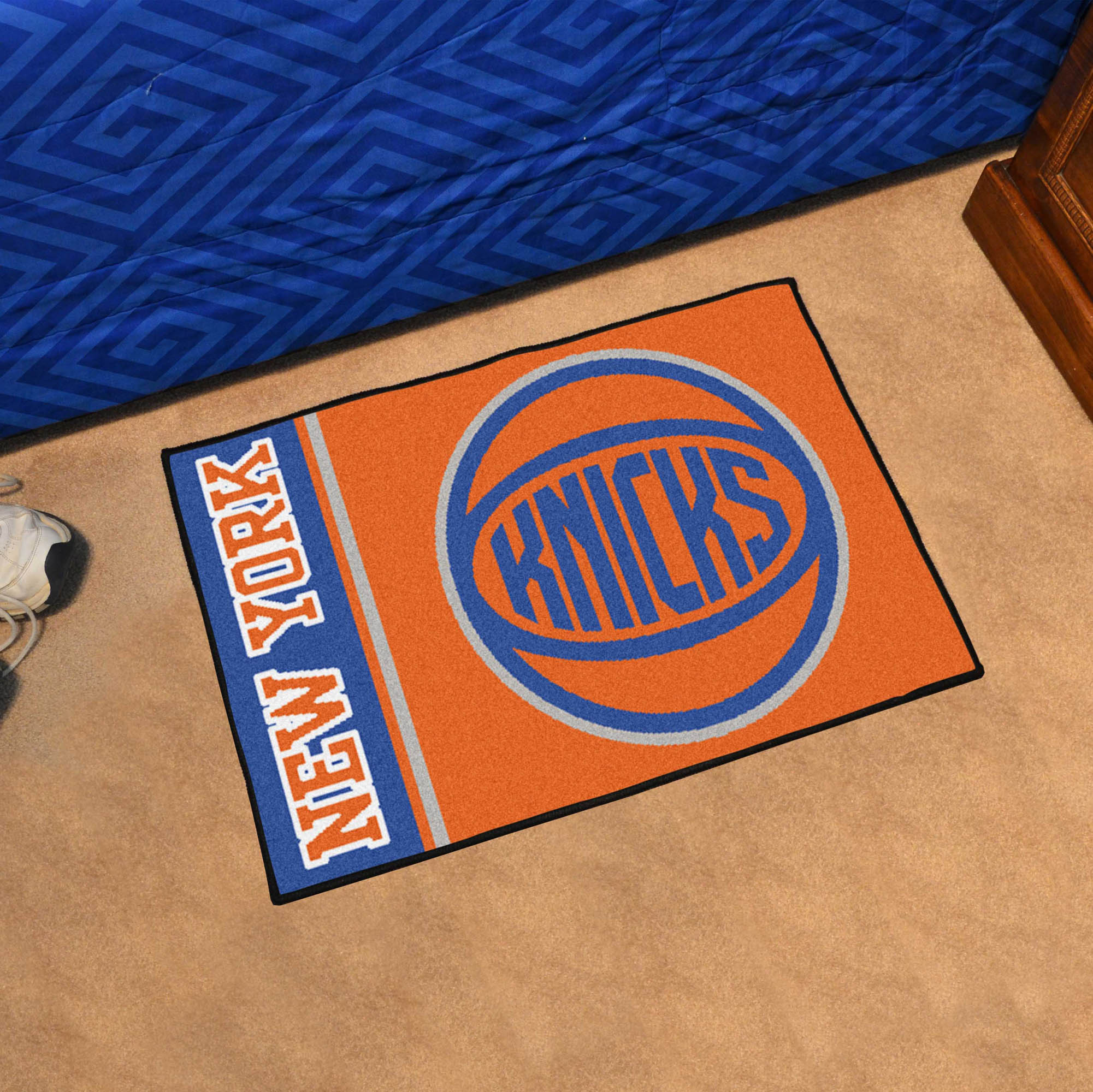 New York Knicks 20 x 30 Uniform Inspired Starter Rug