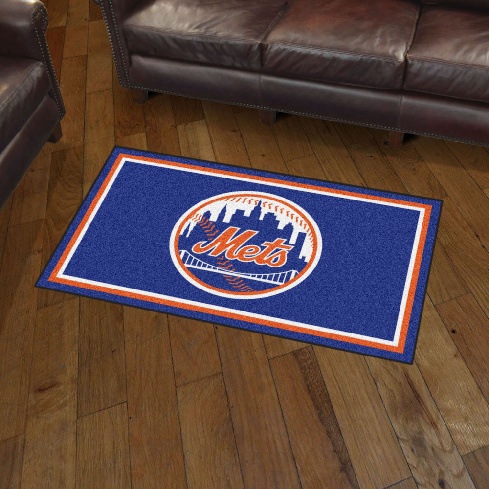New York Mets 3x5 Area Rug