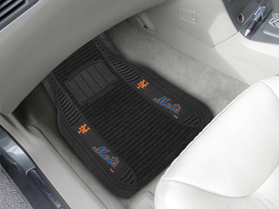 New York Mets Deluxe 20 x 27 Car Floor Mats