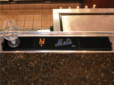New York Mets Bar Drink Mat