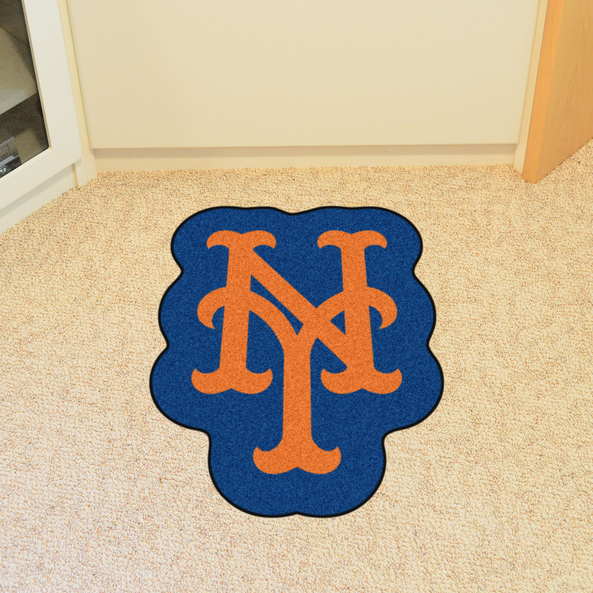 New York Mets MLB MASCOT Mat