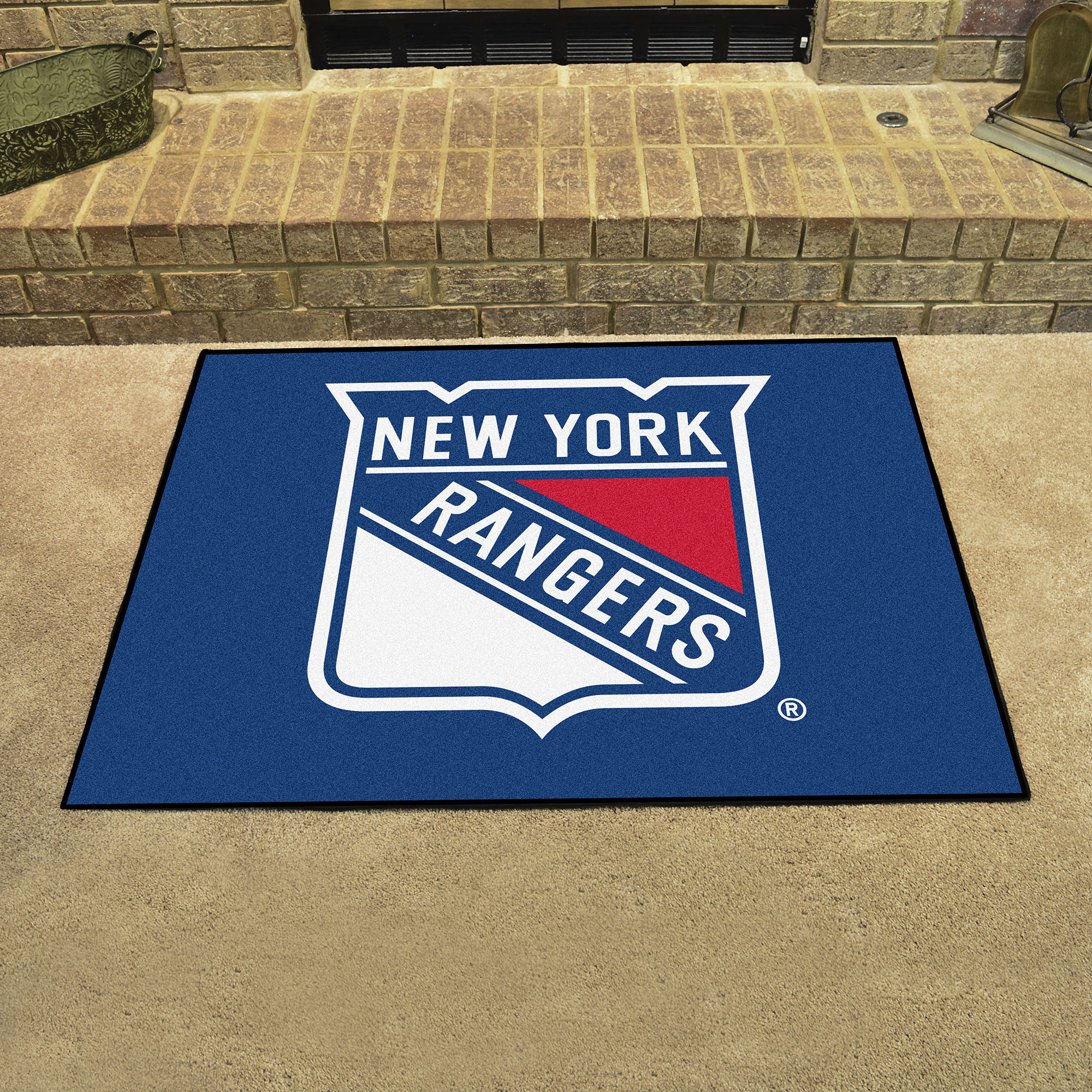 New York Rangers ALL STAR 34 x 45 Floor Mat