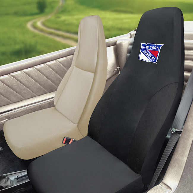 New York Rangers Seat Cover