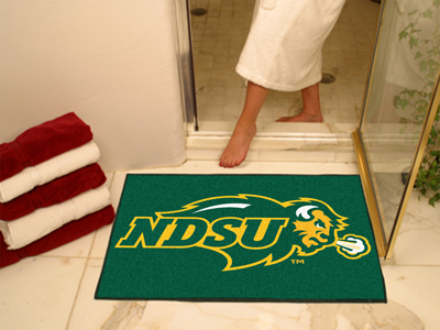 North Dakota State Bison ALL STAR 34 x 45 Floor Mat
