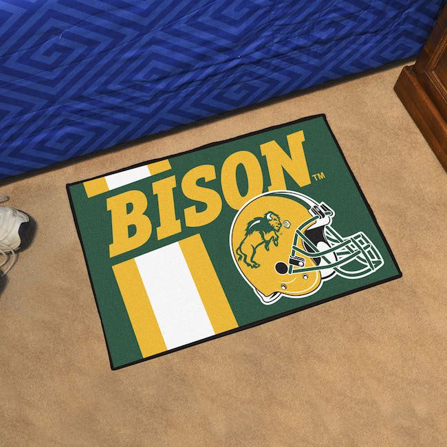 North Dakota State Bison 20 x 30 STARTER Floor Mat ALTERNATE
