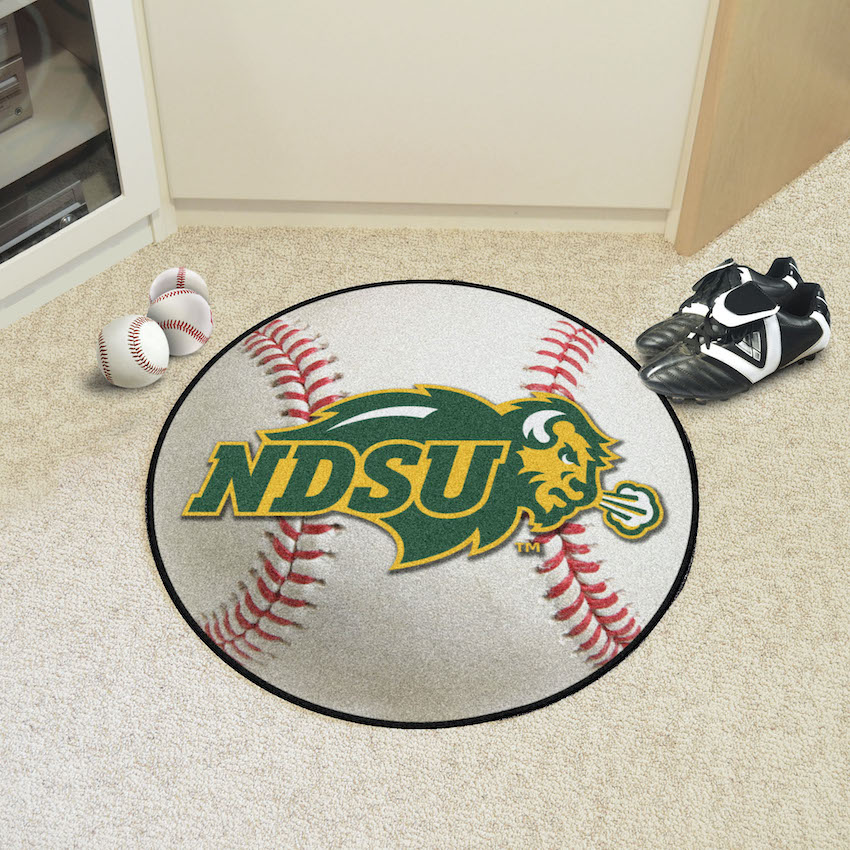 North Dakota State Bison BASEBALL Mat