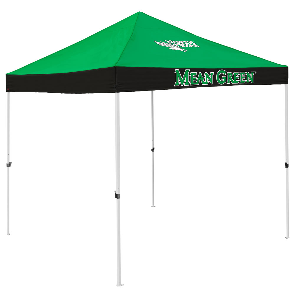 North Texas Mean Green Economy Tailgate Canopy