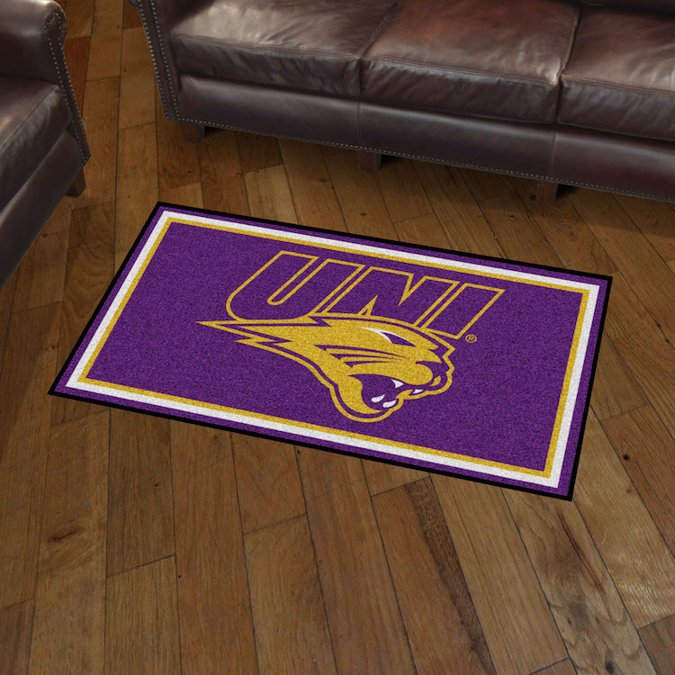 Northern Iowa Panthers 3x5 Area Rug - Buy at KHC Sports