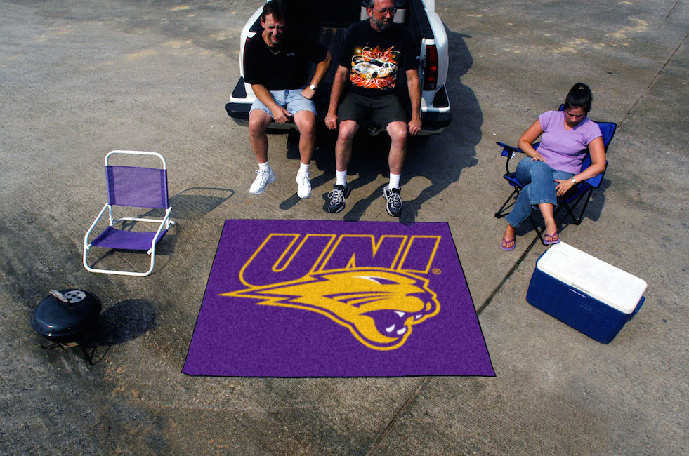 Northern Iowa Panthers TAILGATER 60 x 72 Rug