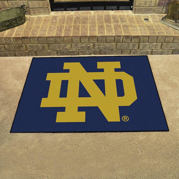 Notre Dame Fighting Irish ALL STAR 34 X 45 Floor Mat