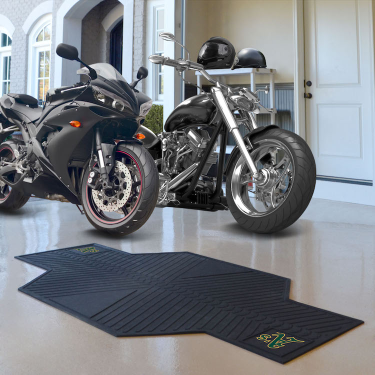 Oakland A's Motorcycle Mat