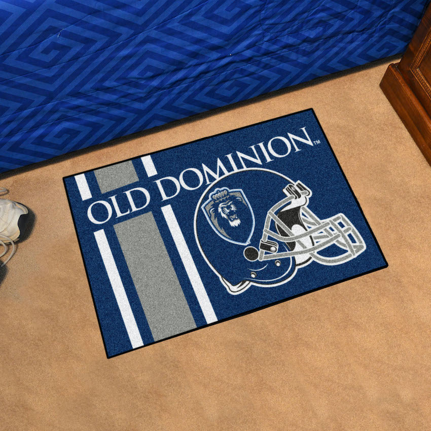 Old Dominion Monarchs 20 x 30 STARTER Floor Mat ALTERNATE