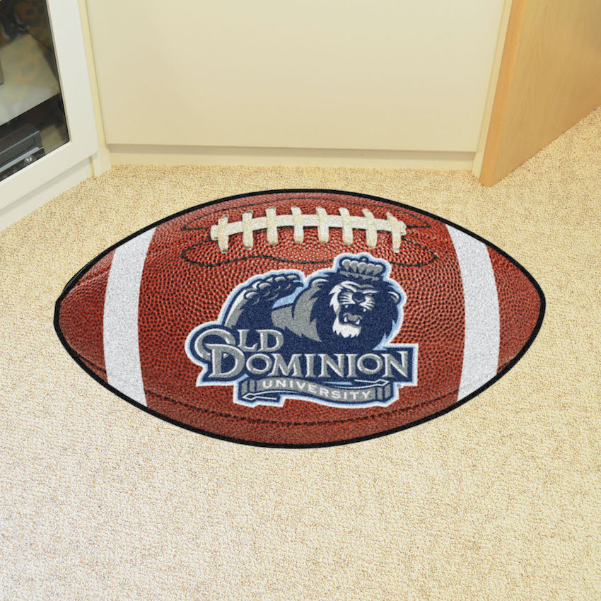 Old Dominion Monarchs 22 x 35 FOOTBALL Mat