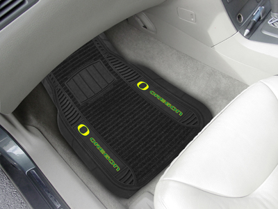 Oregon Ducks Deluxe 20 x 27 Car Floor Mats