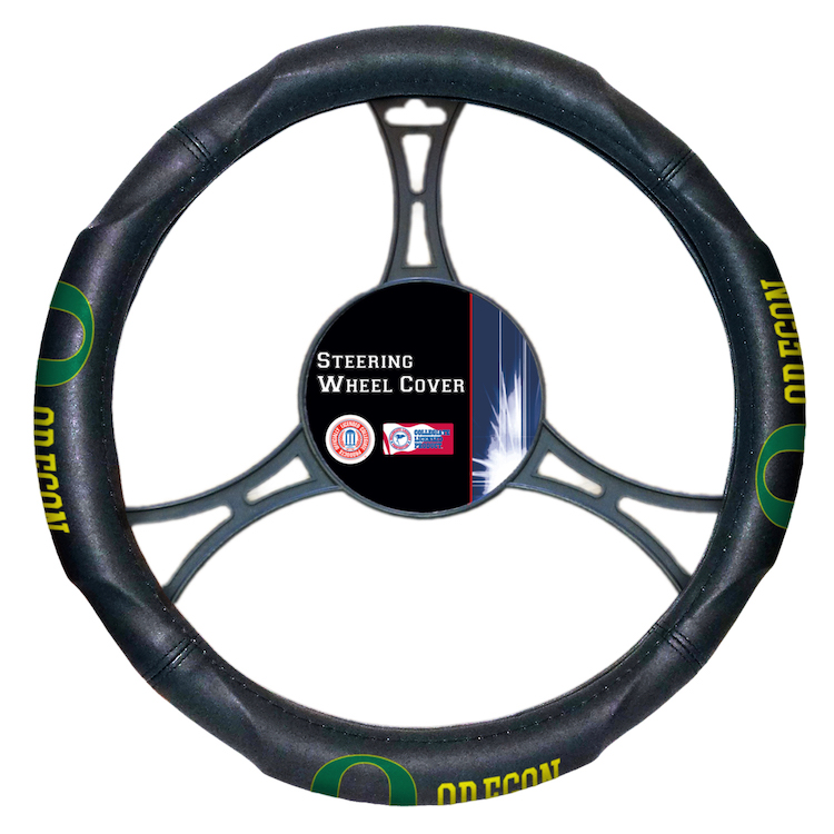 Oregon Ducks Steering Wheel Cover