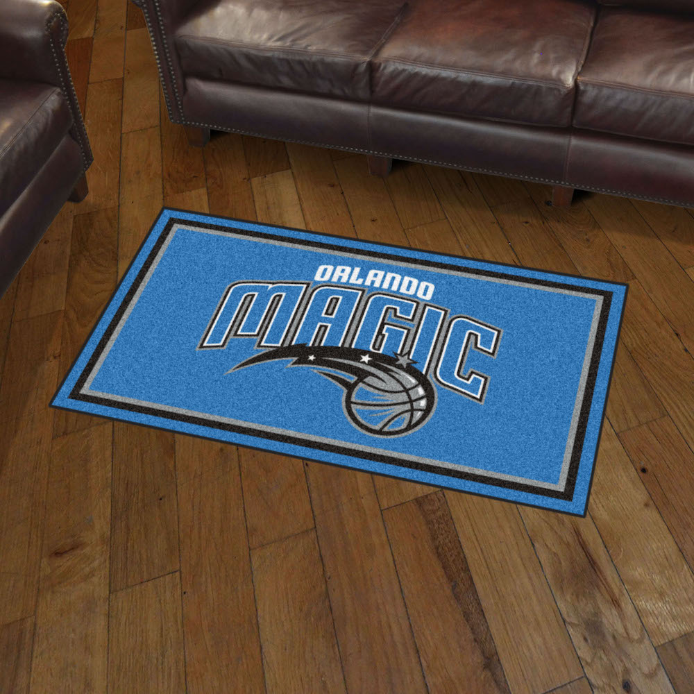 Orlando Magic 3x5 Area Rug