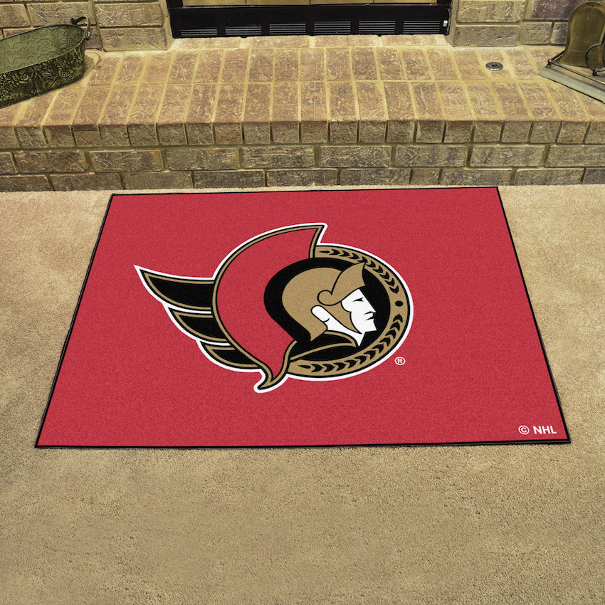 Ottawa Senators ALL STAR 34 x 45 Floor Mat