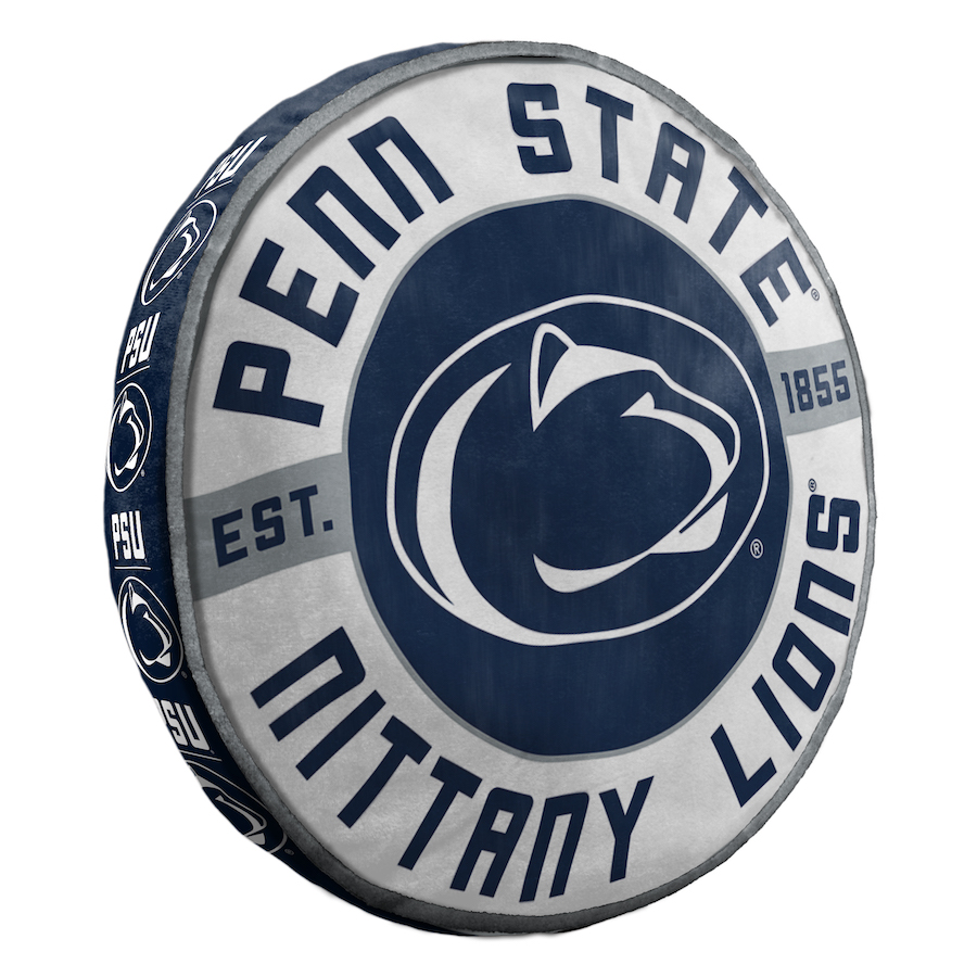 Penn State Nittany Lions Travel Cloud Pillow - 15 inch