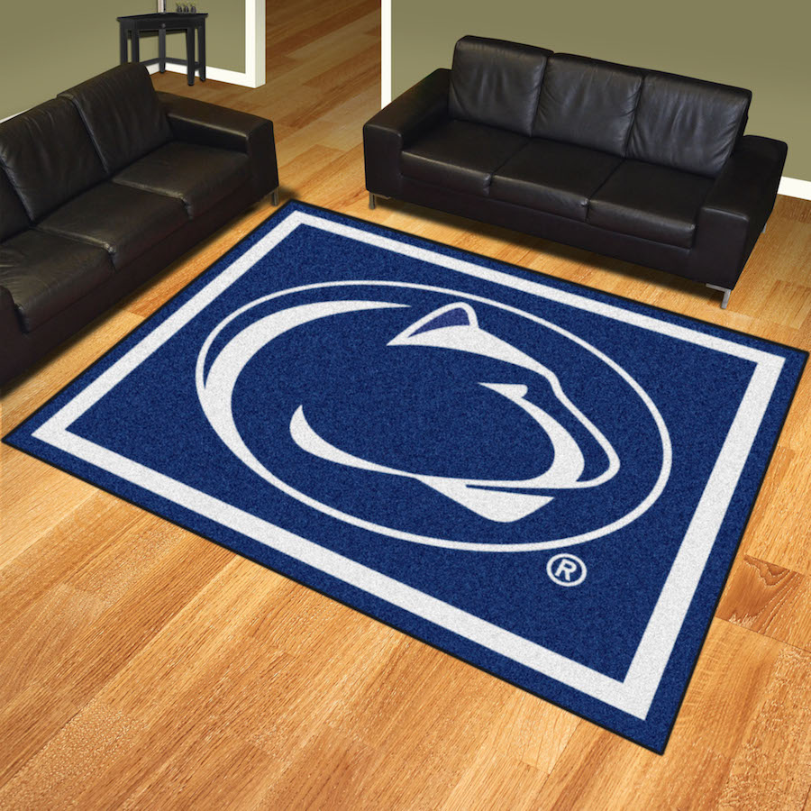 Penn State Nittany Lions Ultra Plush 8x10 Area Rug
