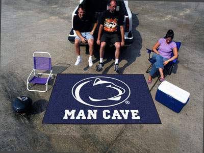 Penn State Nittany Lions UTILI-MAT 60 x 96 MAN CAVE Rug