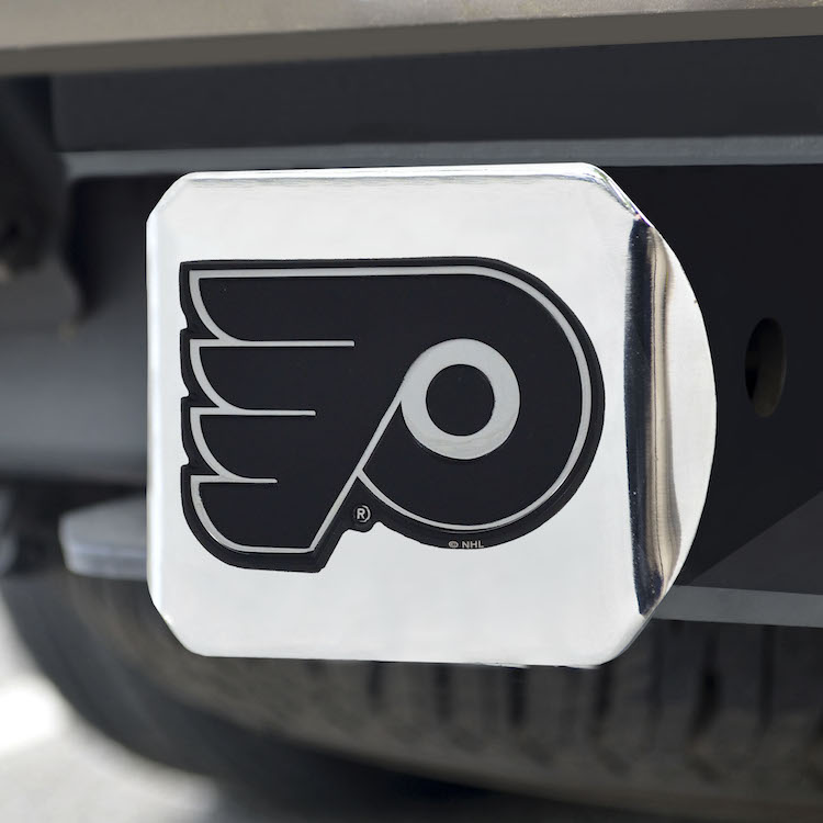 Philadelphia Flyers Trailer Hitch Cover