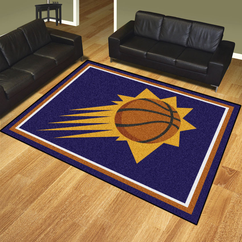 Phoenix Suns Ultra Plush 8x10 Area Rug